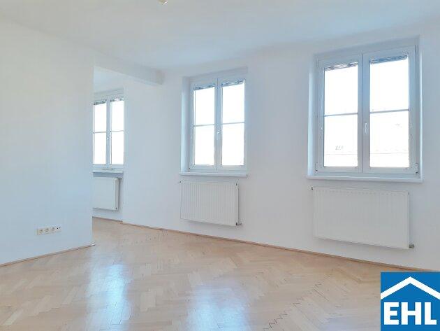 Wohnen im grünen Westen: 2-Zimmer-Wohnung nahe Allianz Stadion