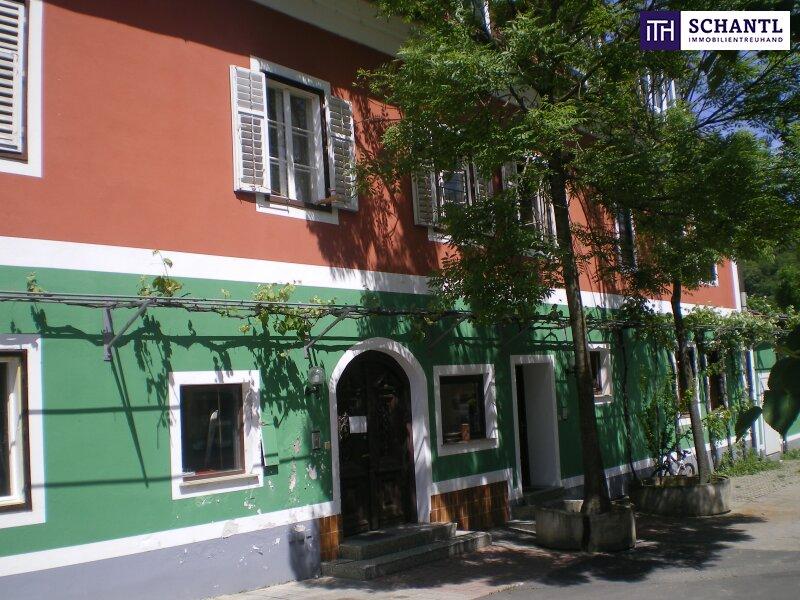 Günstige Mietwohnung ca. 35 m²  2 Zimmer, im Zentrum von St. Peter a.O. im wunderschönen steirischen Vulkanland