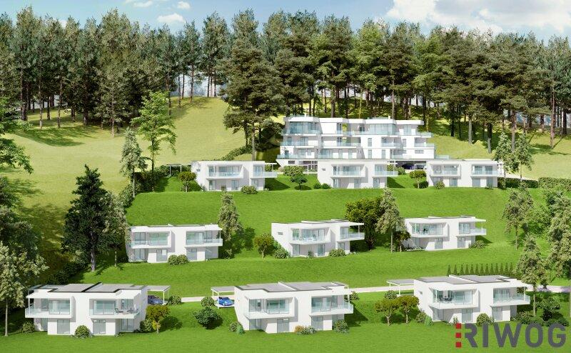 Wohnen über Voitsberg - *Projekt Terrassenberg* stellt sich vor .. (DHH 1)