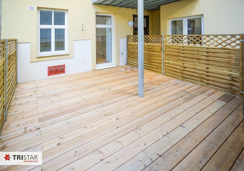 NEU! ++ KERNSANIERT + 3 Zimmer Altbau-Wohnung mit Terrasse in 1050 Wien ++
