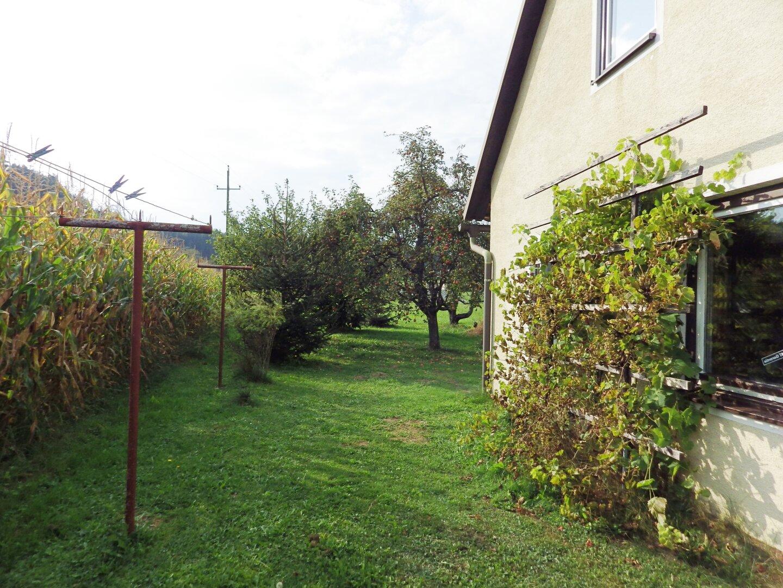 Garten Ansicht 1