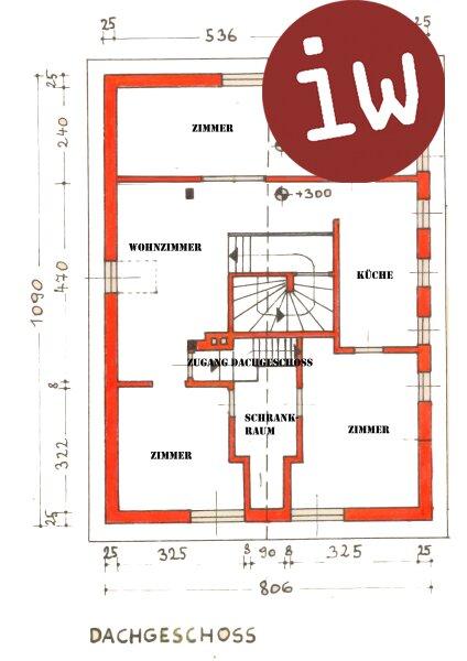 Topsanierte 4-Zimmer Mietwohnung im Martinsviertel Objekt_665 Bild_158