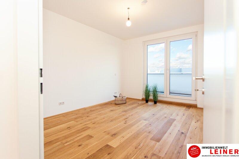 *UNBEFRISTET* *BARRIEREFREI* Schwechat - 3 Zimmer Mietwohnung mit 75 m² großem Garten und 21 m² großerTerrasse Objekt_8830 Bild_672