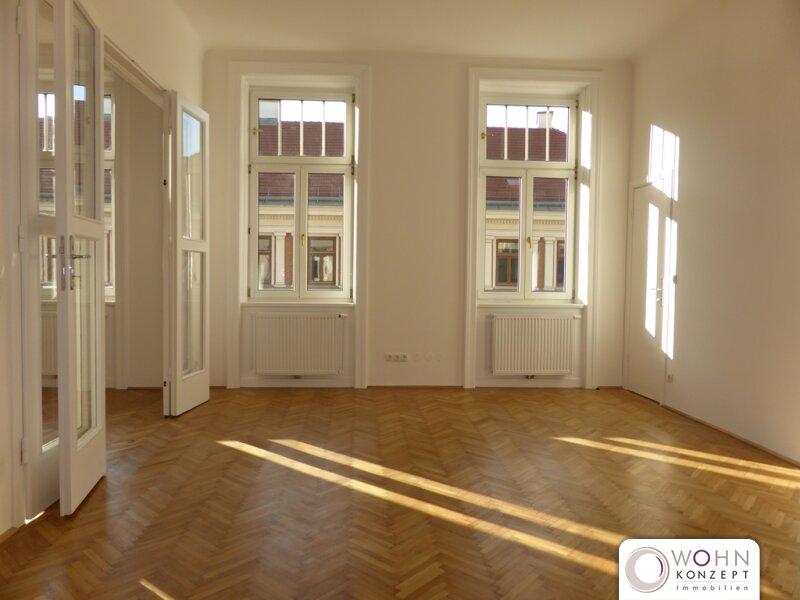 Klassischer 125m² Stilaltbau mit Einbauküche in unbefristeter Hauptmiete - 1030 Wien /  / 1030Wien / Bild 3