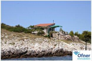 Ferienhaus auf der Insel in den Kornaten - für moderne Robinson-Crusoe-Abenteurer