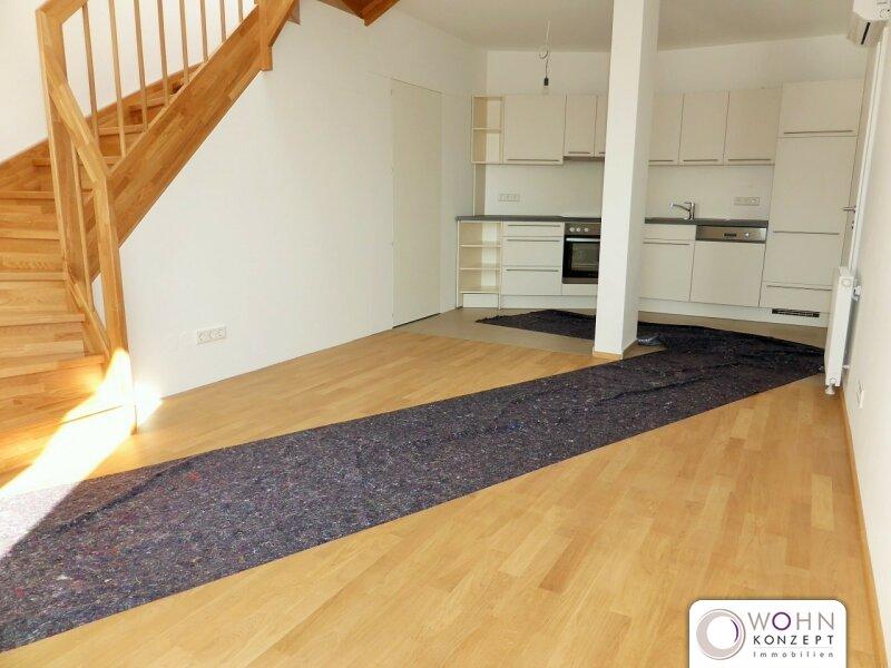 Erstbezug: 80m² Dachmaisonette + 23m² Terrasse mit Einbauküche - 1090 Wien /  / 1090Wien / Bild 6
