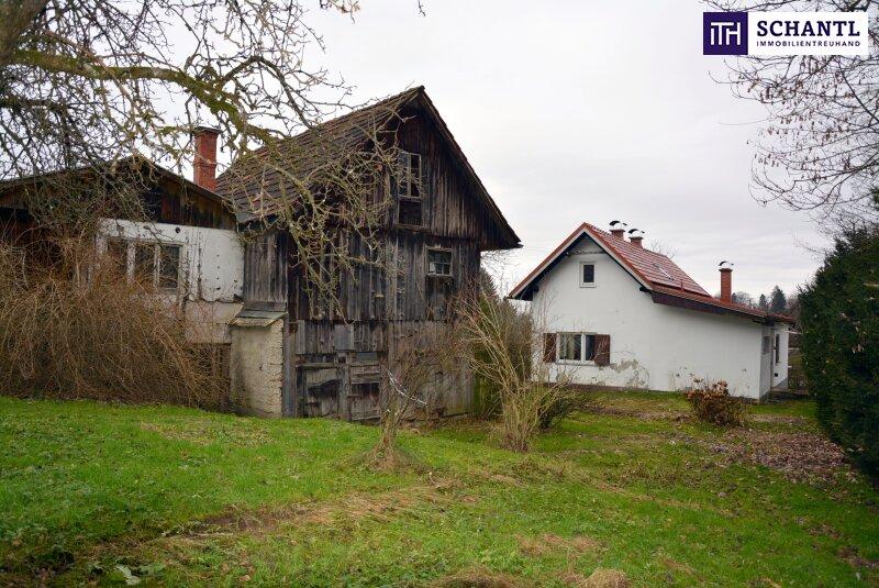 Schmankerl: Sanierungsbedürftiges Einfamilienhaus mit Nebengebäude und ca. 1700 m² Grundfläche im Stadtgebiet von Deutschlandsberg! /  / 8530Deutschlandsberg / Bild 10