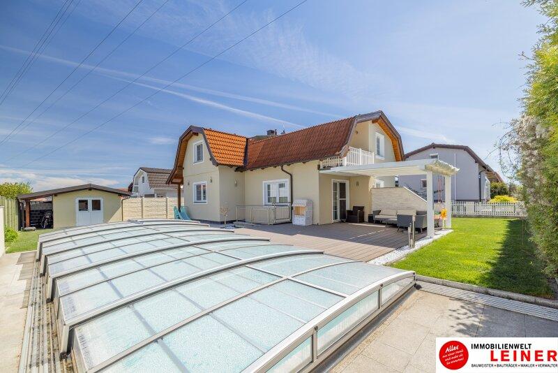 ACHTUNG! KAUFANBOT LIEGT VOR! Einfamilienhaus in Maria Lanzendorf auf Pachtgrund - HIER wird IHR WOHNTRAUM wahr! Objekt_15374 Bild_400