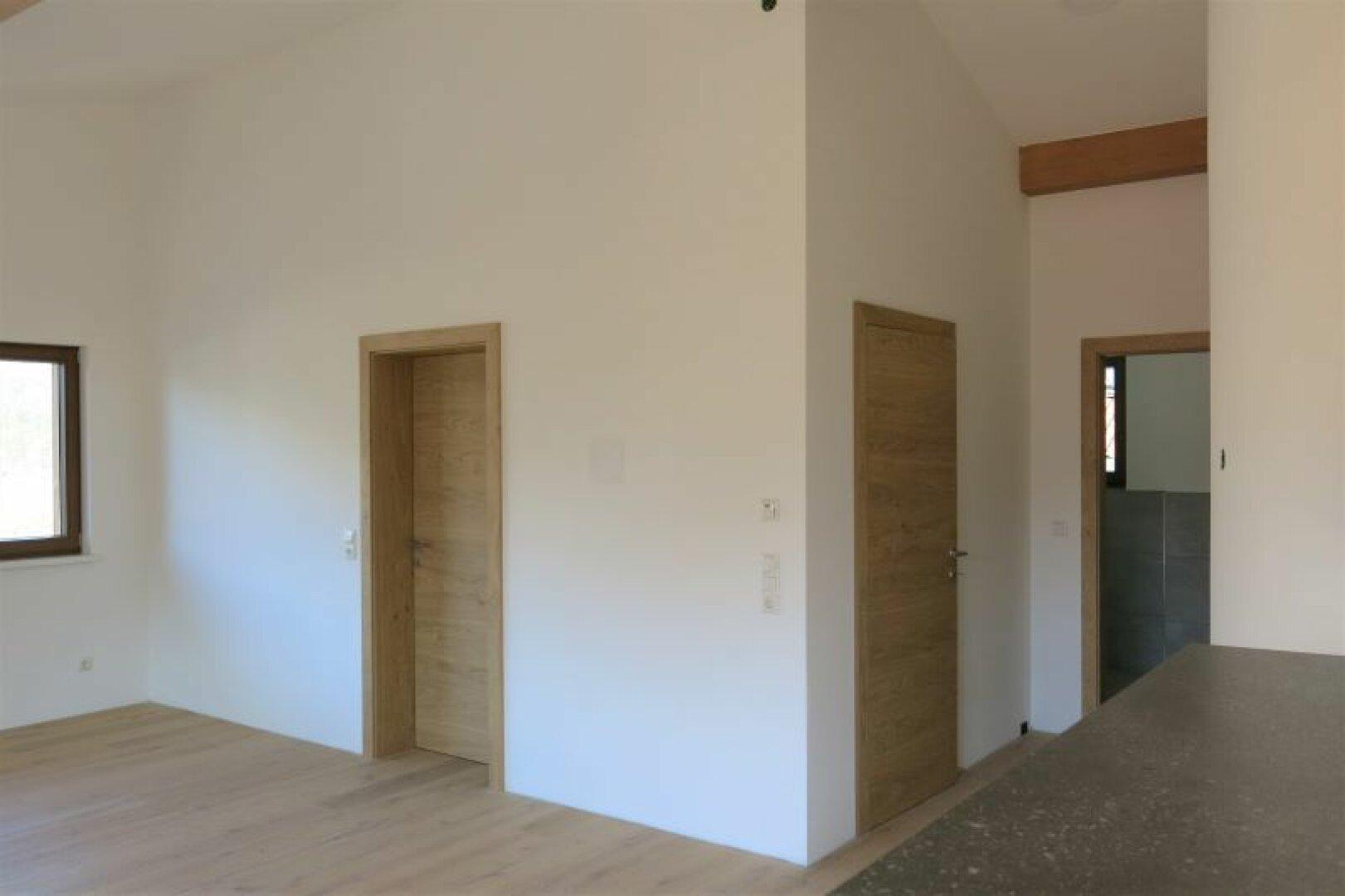 Mietwohnungen Ellmau, Ausstattung
