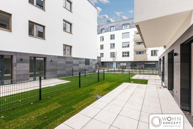 Goldegg Gardens: 120m² Gartenwohnung + 57m² Terrasse - 1040 Wien