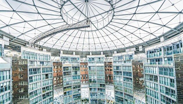 Foto von ACHTUNG PREISREDUKTION ++ Wunderschöne und sehr gemütliche 3-Zimmer Neubauwohnung mit grosse Terrasse im Historischen Gebäude Wiens-GASOMETER++U3 direkt vor der Tür++Nähe 1030 Wien
