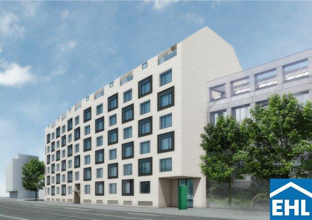 Kompakte Apartments in beliebter Wohngegend