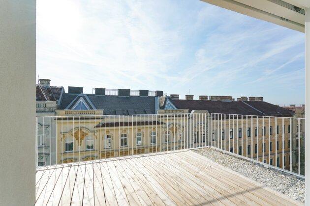Foto von Neubau Terrassenwohnung - sehr hell  inkl. Küche !