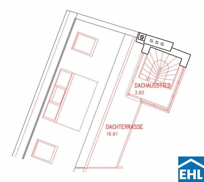 Klimatisierte, sanierte Dachgeschosswohnungen in wunderschönem Gründerzeithaus /  / 1090Wien / Bild 4