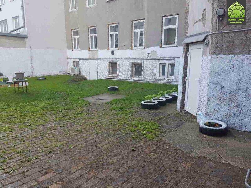 Rohdachboden nahe Donauinsel mit Baubewilligung /  / 1200Wien / Bild 3