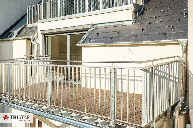 NEU! ++ Erstbezug nähe Augarten und (U4) Friedensbrücke: noch 3 exklusive DG- Wohnungen mit  Balkon, 1200 Wien ++ /  / 1200Wien / Bild 1