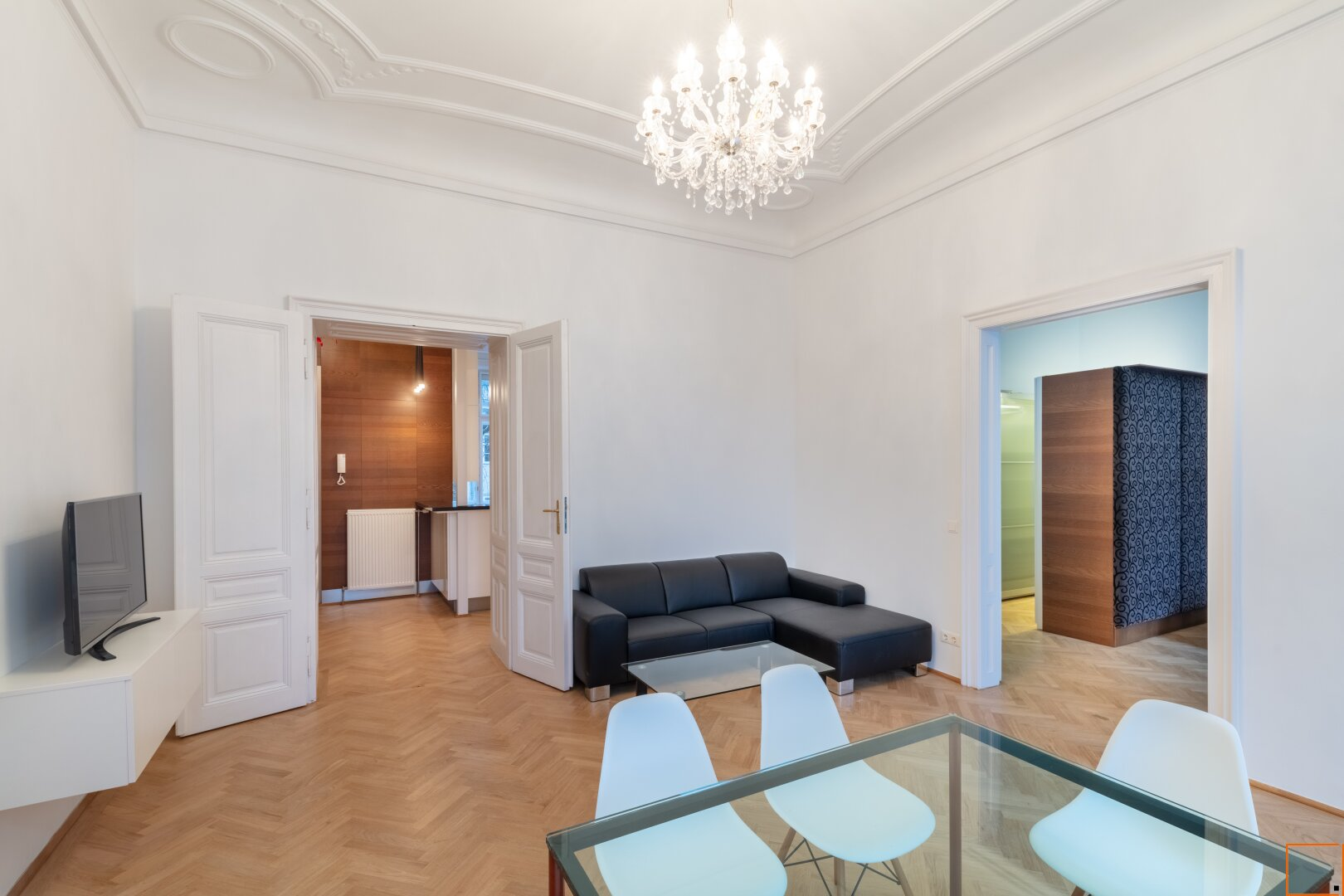 Wohnzimmer - Teilansicht Wohnen