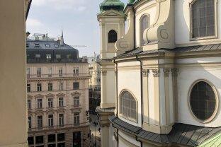 PETERSPLATZ | GRABEN | TRAUMLAGE INNENSTADT - Luxuriöse Stadtwohnung in spektakulärer Lage