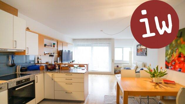 Top gepflegte, sonnige, neuwertige  Eigentumswohnung mit Blick auf den Bisamberg