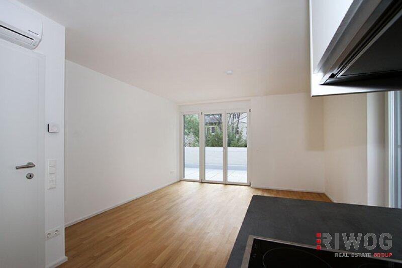 ERSTBEZUG - wunderschöne 3-Zimmer Wohnung  mit riesiger Dachterrasse im Hofzubau /  / 1180Wien / Bild 3