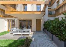 Moderne-Maisonette mit Garten und Terrassen und viel Stauraum, S80