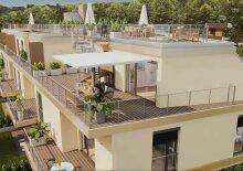 Dachtraum (Top 30), 4 Zimmer, Provisionsfrei, Erstbezug, Erstklassige Ausstattung, Neubau, luxuriös + Dachterrasse, Garage