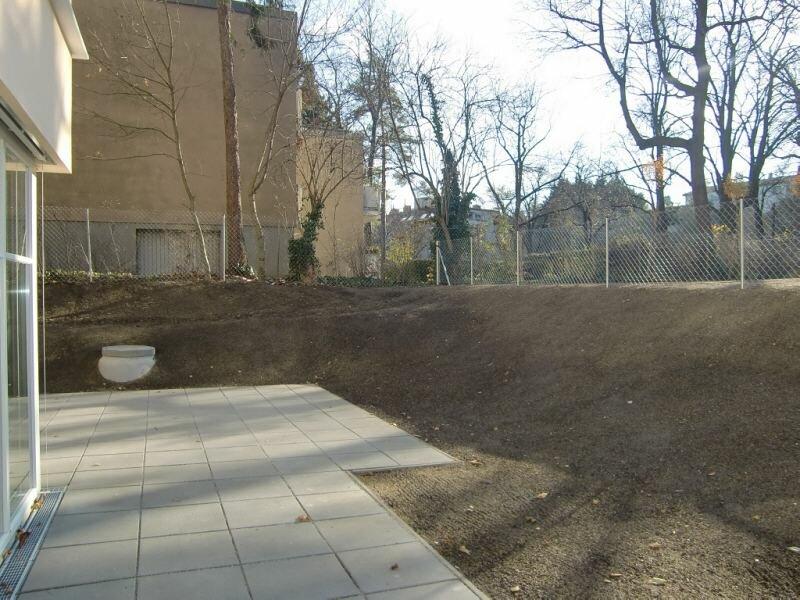 Gartenwohnung. Damit hat unser Architekt einen Traum wahr gemacht /  / 1230Wien / Bild 4