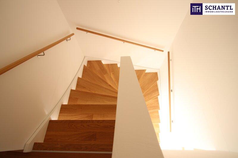 Zu Hause im Urlaub! Erstbezug im Dachgeschoss auf zwei Ebenen mit 4 Terrassen! Provisionsfrei!!! /  / 1220Wien / Bild 5