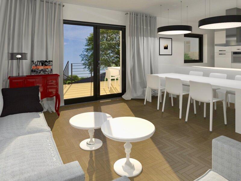 TERRASSENTRAUM - Elegante Doppelhaushälfte in Massivbauweise - schlüsselfertig - inklusive 2 Stellplätzen /  / 3021Pressbaum / Bild 1