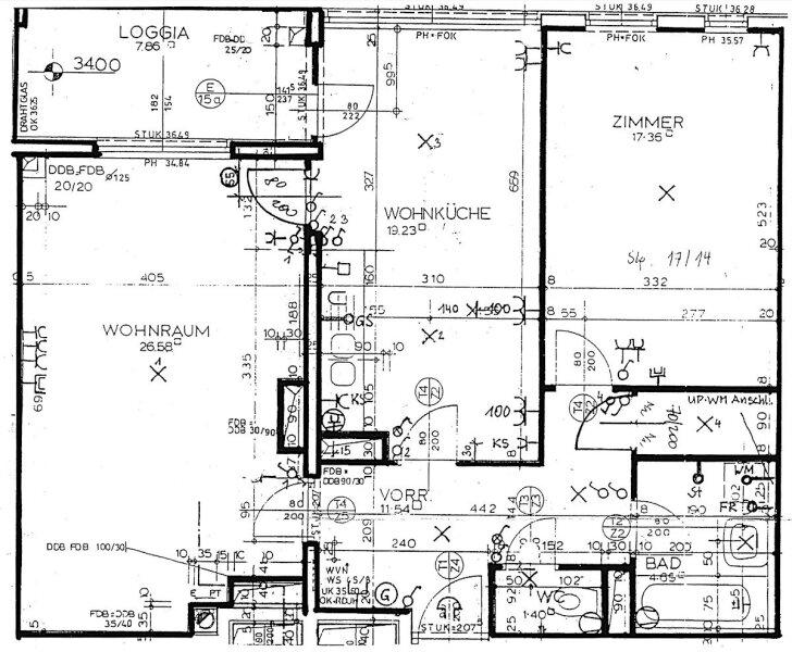 Loggiaweitblick:  2 Zimmer + Wohnküche, 6. Liftstock, Baujahr 1995, sonnig + ruhig, U3-Nähe! /  / 1030Wien / Bild 14