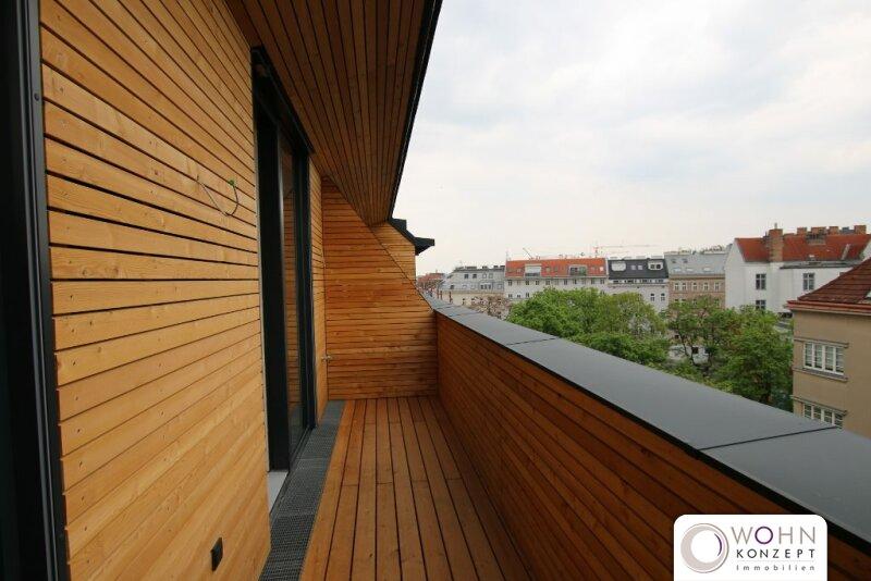 Moderne Dachgeschosswohnung mit Loggia /  / 1050Wien / Bild 3