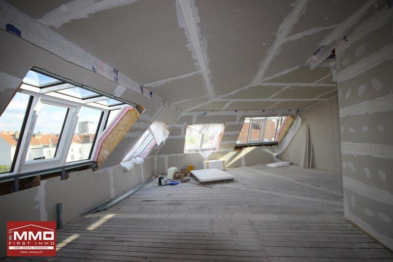 Extravagante Dachgeschoß-Maisonette mit Terrasse! /  / 1050Wien / Bild 6