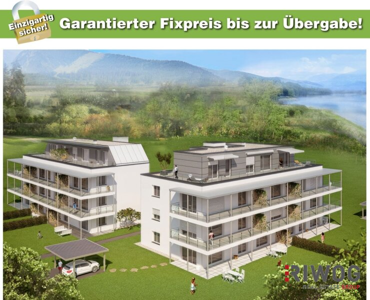 ++ Penthouse Wohnung in Seenähe ++