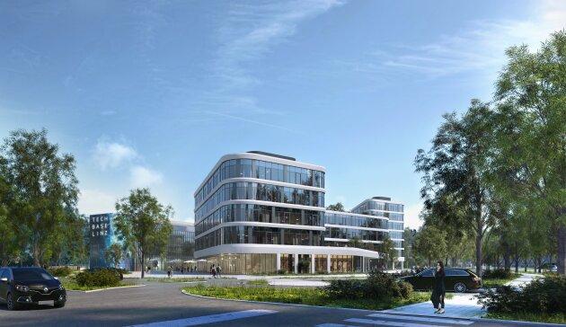 DIREKT VOM EIGENTÜMER - Techbase Linz - Office Campus für innovative Unternehmen