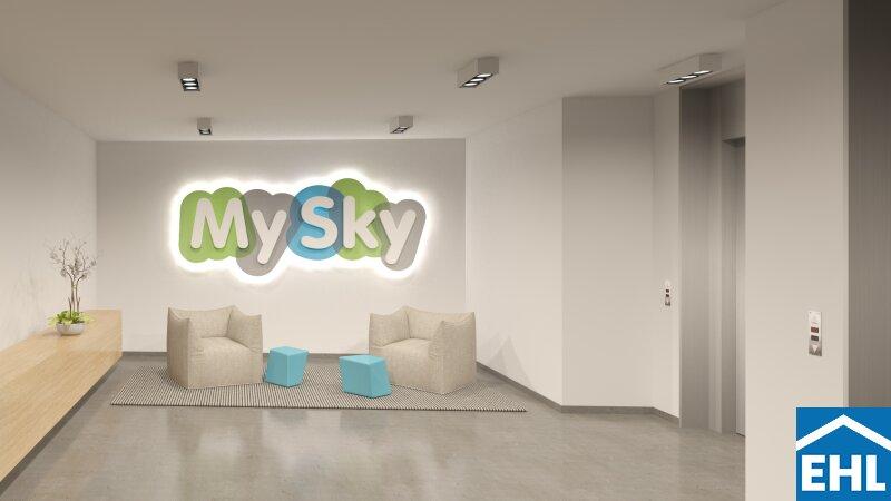 MySky - Traumhafte Eigentumswohnungen im Herzen von Monte Laa /  / 1100Wien / Bild 3