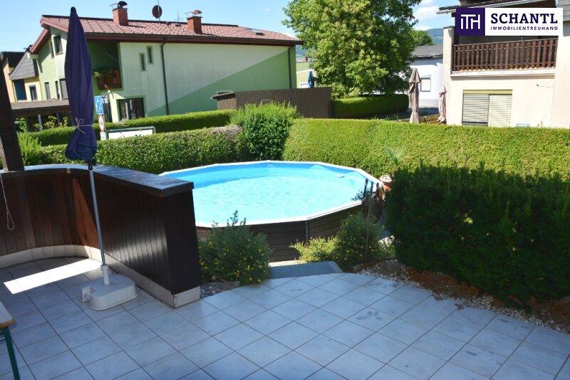 *Einziehen und die Seele baumeln lassen!!! Eckreihenhaus mit Pool, Garage, Carport + wunderschönem Garten in Deutschlandsberg* /  / 8530Deutschlandsberg / Bild 1