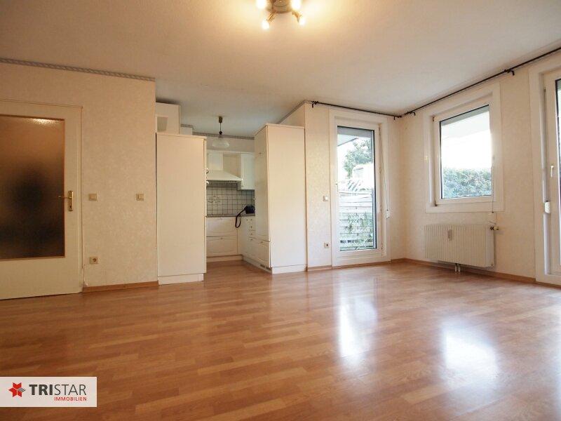 Wunderschöne Gartenruhelage - 2 Zimmer, Küche, Bad, WC mit 57m ² plus Terrasse und Garten! /  / 1220Wien / Bild 0