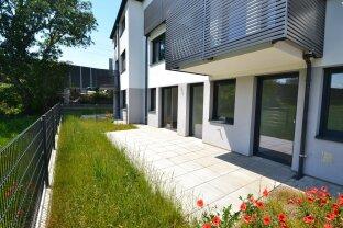Neue 3 Zimmer Gartenwohnung im Grünen! Erstbezug