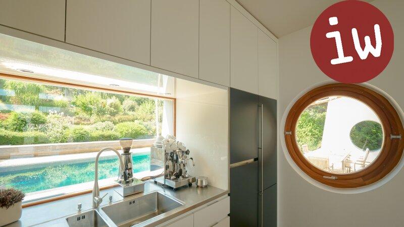 Villa - Meisterwerk zeitgenössischer Architektur in fantastischer Grünruhelage Objekt_553 Bild_159
