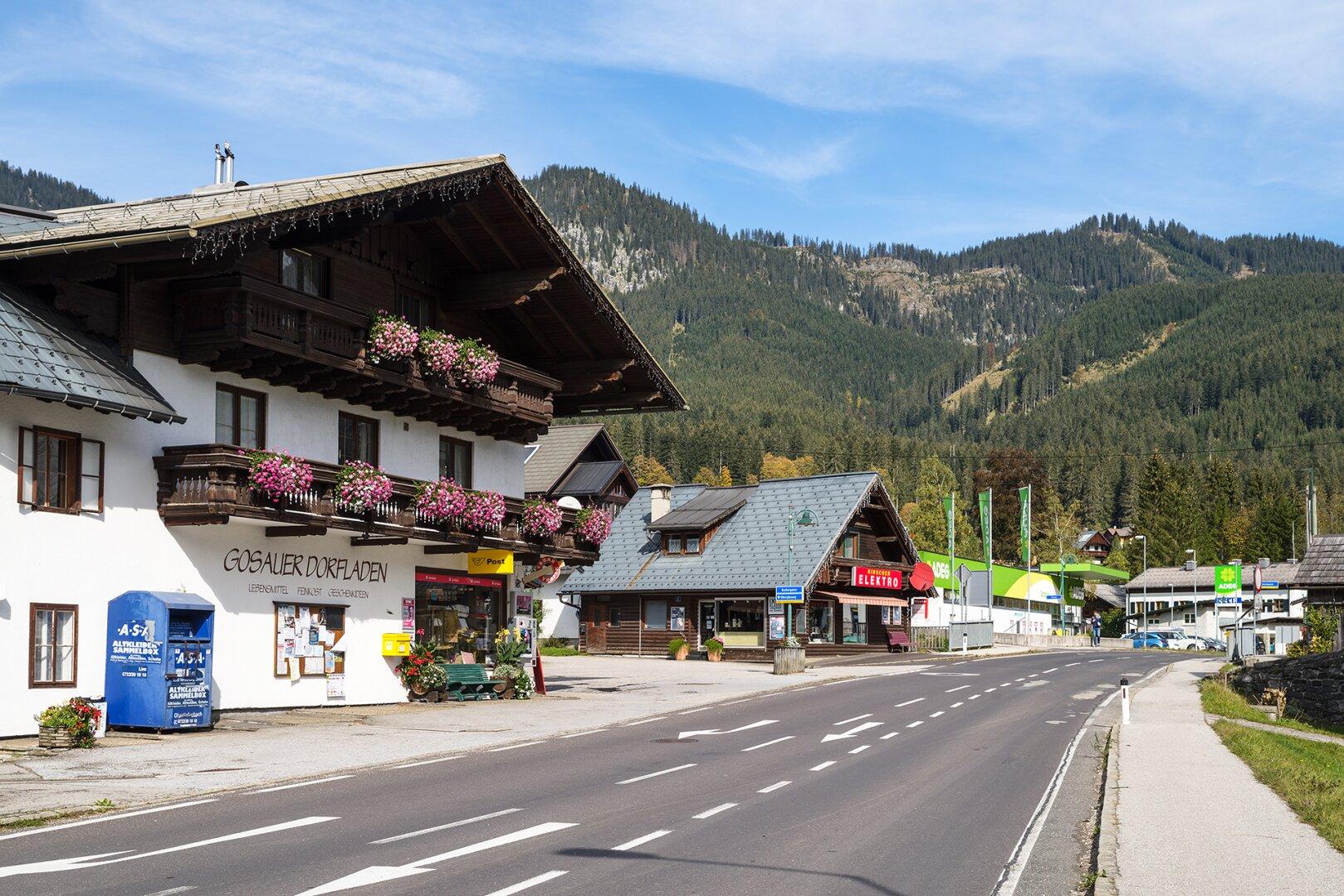 Gosauer Dorfladen