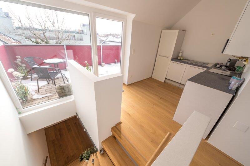 ++NEU** 3-Zimmer DG-Maisonette, ERSTBEZUG mit Terrasse, sehr gutes Preis-Leistungsverhältnis!! /  / 1200Wien / Bild 4