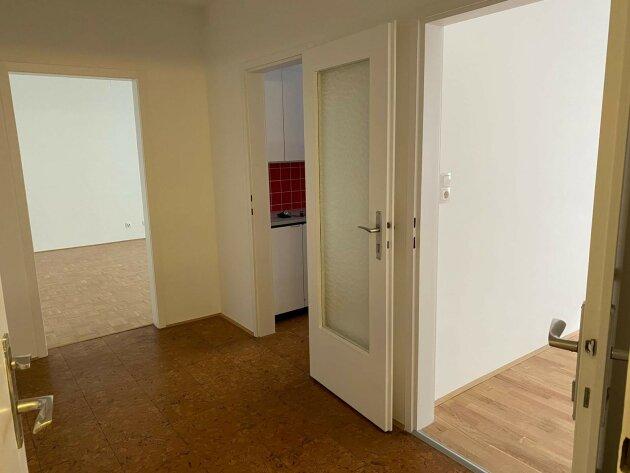 revitalisierte Wohnung zu vermieten
