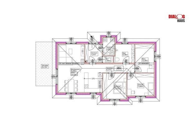 Zeiselmauer - modernes Wohnen in ruhiger Lage