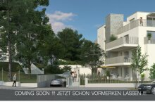 Neubau in prächtiger Parkanlage - 3-Zimmer-Dachgeschoßwohnung - PARKRESIDENZ 17