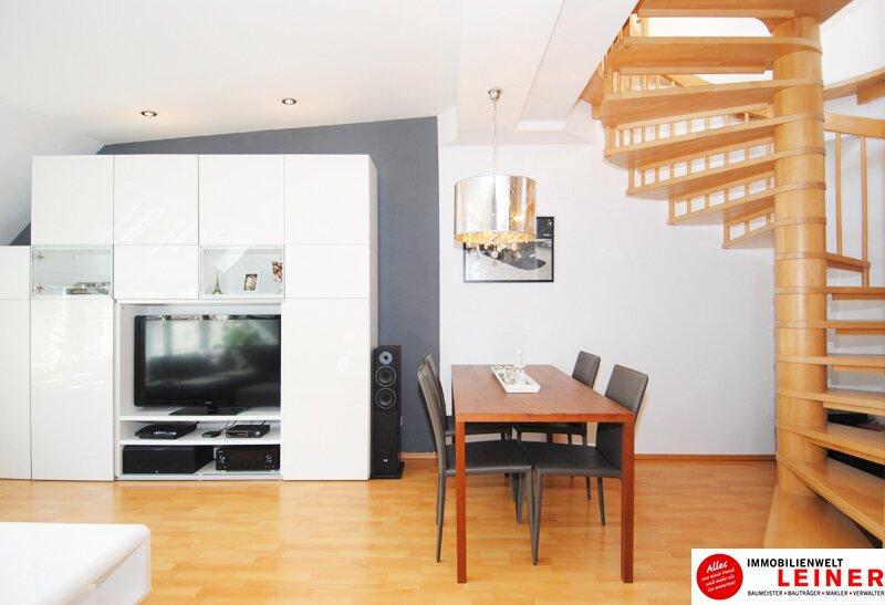 Schwechat - Beeindruckend Wohnen - Maisonette Penthouse Wohnung über den Dächern der Stadt Objekt_8955 Bild_815