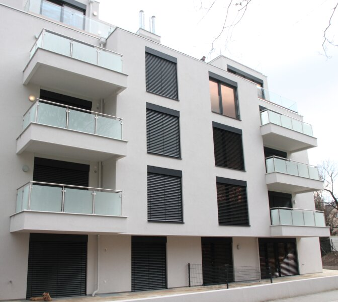 Terrasse  U N D  2 Balkone!! 30m²-Wohnküche + Schlafzimmer, 3.Stock Bj. 2017, Obersteinergasse 19 /  / 1190Wien / Bild 6