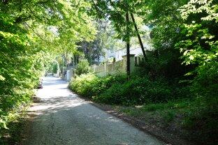 ZWEI BAUBEWILLIGTE Grundstücke in 1140 Wien -  Einzeln oder Zusammen ZU VERKAUFEN - Nähe Mauerbachstraße, Augustinerwald
