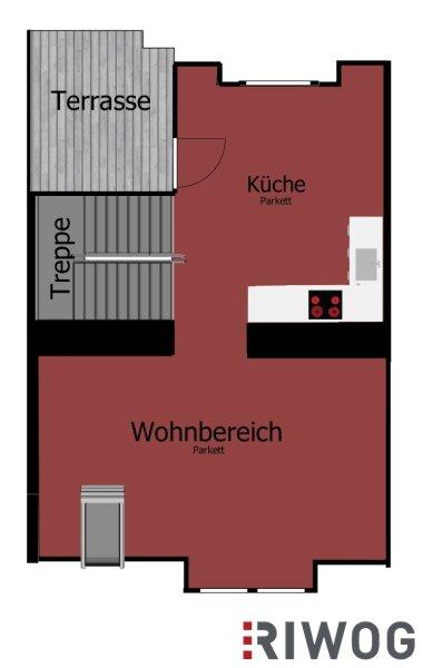 OBEN AUF | Dachgeschosswohnung auf zwei Ebenen mit Weitblick | exklusiver ERSTBEZUG /  / 1050Wien / Bild 10