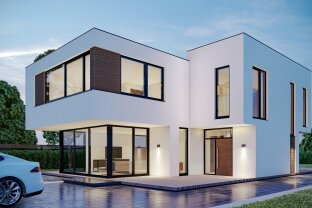 Alles inklusive - Modernes Einfamilienhaus in Brunn inkl. Grundstück & Keller
