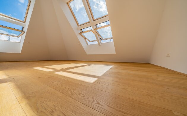 Foto von NEU! ++ ERSTBEZUG ++ Dachgeschosswohnung mit Terrasse, 4 Zimmer, 2 PKW-Stellplätze verfügbar + 1160 Wien ++ TOP 14